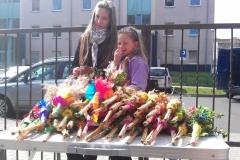 08 Sprzedaż palm przez dzieci 2014