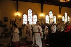 14 Obchody Wielkiego Czwartku w naszej parafii 2014