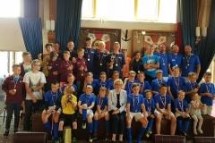 29 Wyjazd LSO na turniej piłkarski w Manchester 2018