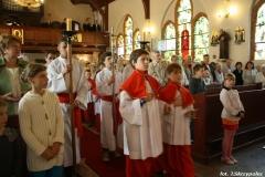 36 Uroczystość Zesłania Ducha Świętego - Odpustowa Eucharystia 2015