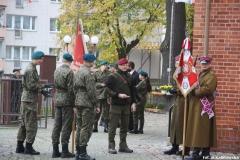 47 Uroczystość 11 listopada -  Narodowe Święto Niepodległości 2014