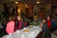 59 Spotkanie opłatkowe w Świetlicy Caritas 2016