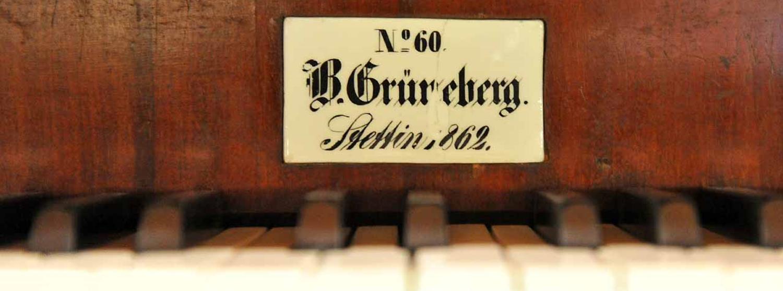 "Read more about the article KONCERT GRÜNEBERGOWSKI ""Lata dwudzieste, lata trzydzieste"" 01.08.2021, godz. 19.00"